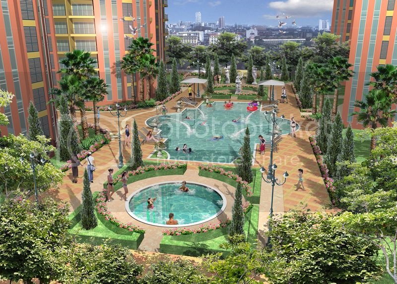 Venice Luxury Residences Amenities
